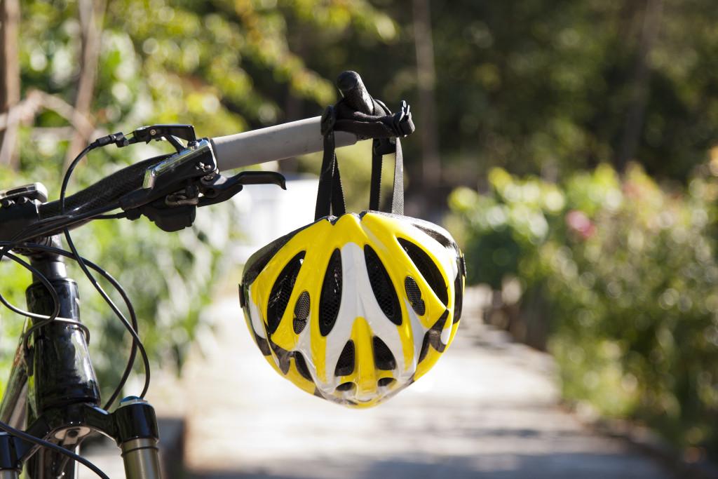History of Bicycle Helmets | Bart Haynes