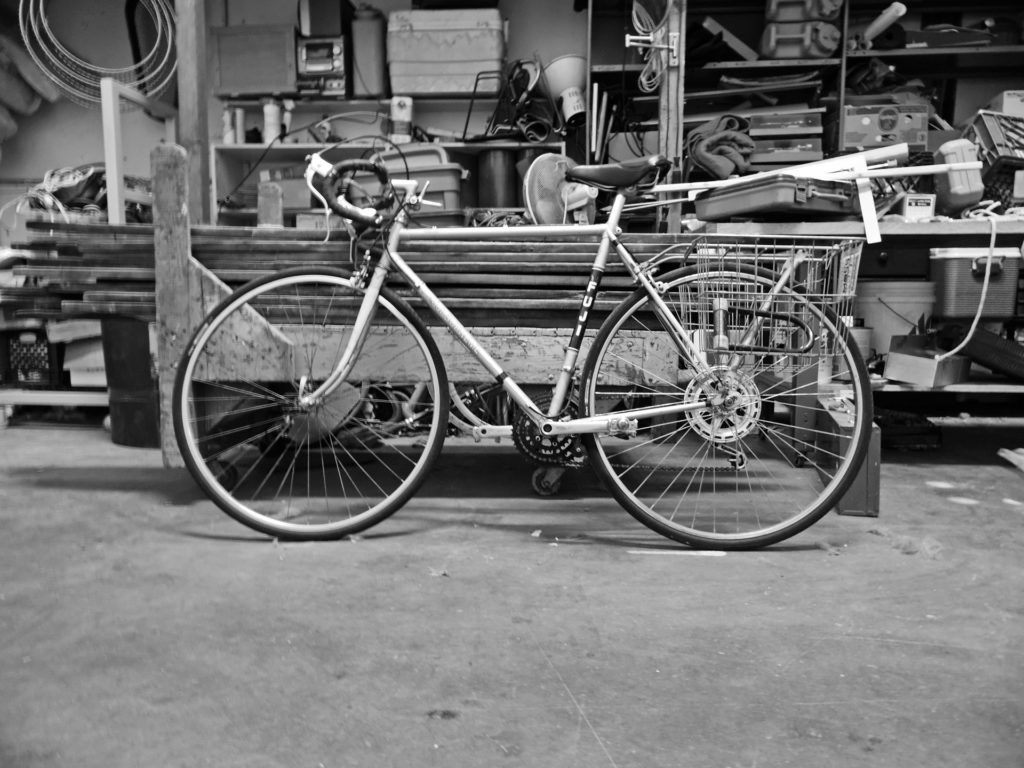 Ask Bart Haynes Bike Check