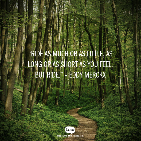 Cycling Quotes Bart Haynes