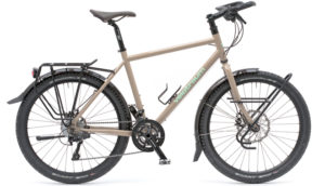 Bart Haynes - Touring Bike