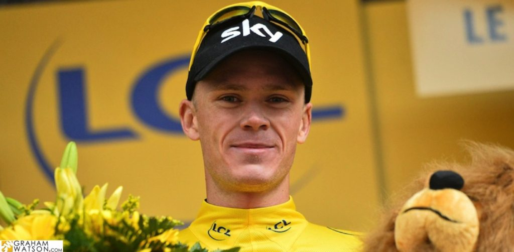Chris Froome - Bart Haynes