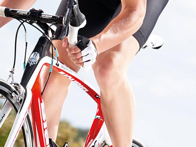 Barton Haynes Cycling Knee CA