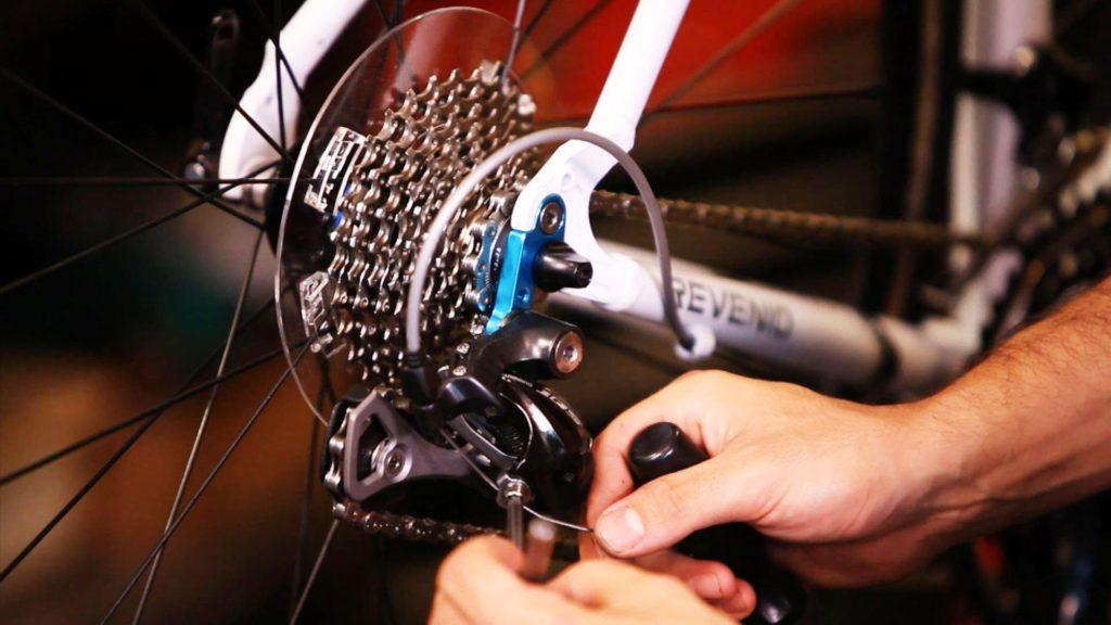 Barton Haynes San Diego Bike Maintenance
