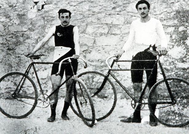 Barton Haynes Cycling History