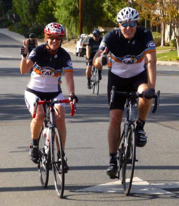 Barton Haynes Riding Cyclist