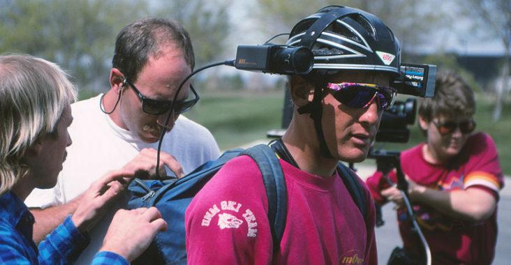 Bart Haynes San Diego Helmet Cam Blog Article