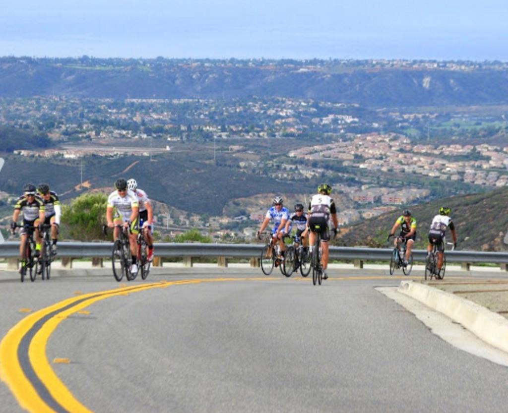 Bart Haynes San Diego Bike4Mike race