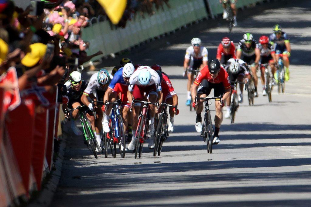 Bart Haynes Tour de France