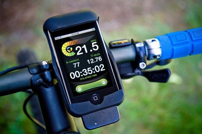 Barton Haynes Cycling App