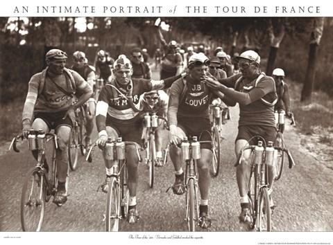 Barton Haynes Cycling Poster