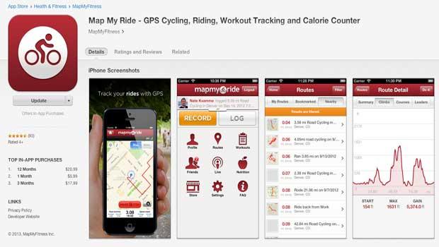 Barton Haynes Map App