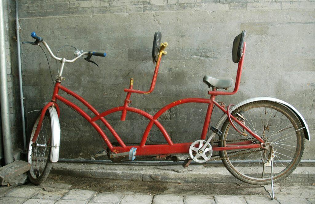 Barton Haynes Bicycle Tandem