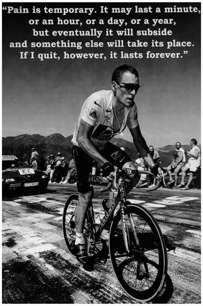 Barton Haynes Cycling Quote