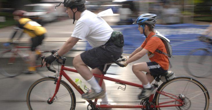 The History of Tandem Bicycles | Barton Haynes – Bart the Bike Guy