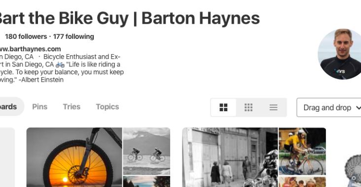 Barton Haynes Pinterest
