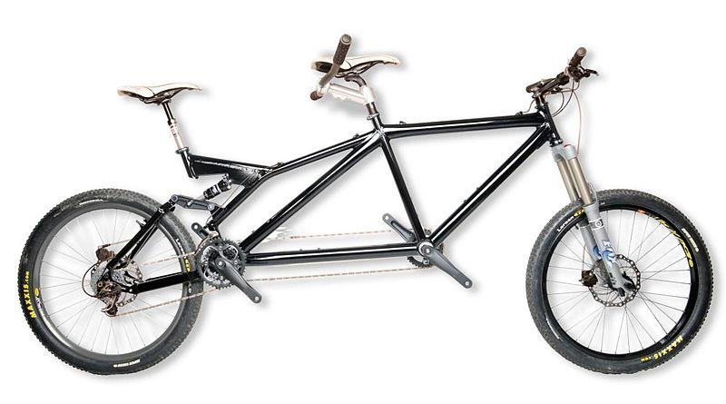 Barton Haynes Tandem Bike