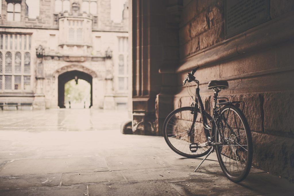 Barton Haynes Vintange Bike