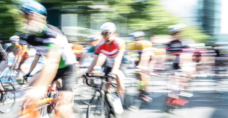 Barton Haynes Cycling Race